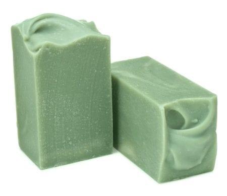 Natural Mint Bar Soap