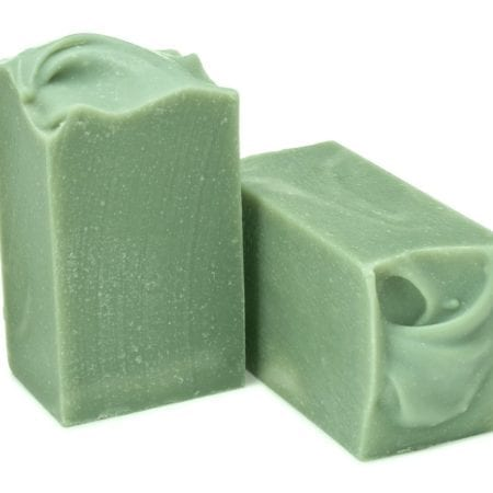 Natural Mint Bar Soap