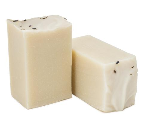 Natural buttermilk bar soap